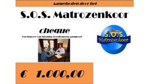 cheques 2016 zwerfjongeren